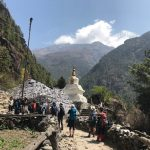 Amadablam base camp trek 1