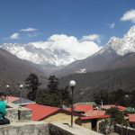 Amadablam base camp trek 2