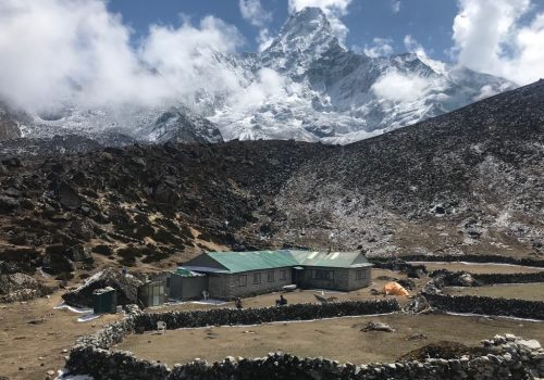 Amadablam Base Camp Trek