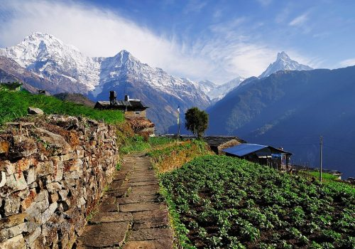 Annapurna Villages Trek