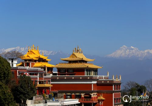 Kathmandu - Nagarkot -Namoboudha