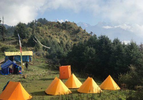 solukhumbu valley trek