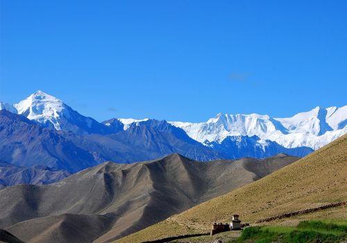 4WD Journey to Lo Manthang